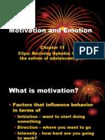 Chapter 11 Motivation Basic