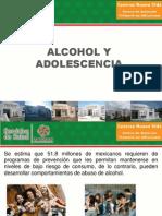 Alcohol y Adolescencia.