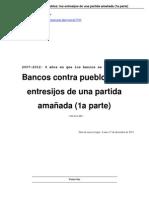 Bancos Contra Pueblos 1