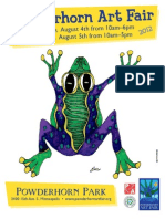 Powderhorn Art Fair 2012 Program