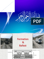 Formation and Ballast