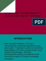 Wireless Data Transfer