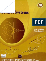 Control Systems by Bhakshi
