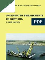 Underwater Embankments Soft Soil
