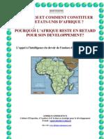 Pourquoi Afrique Reste en Retard Pour Son Developpement