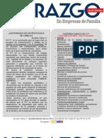 Empresas de Familia # 25 por Aurelio Velez V