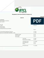 Bill btcl