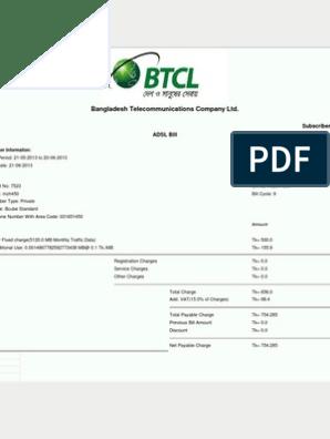 directory btcl)