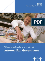 What You Should Know About Information Governance