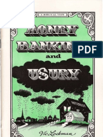 Vic Lockman Money Banking And Usury