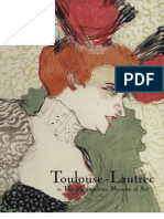 Toulouse Lautrec in the Metropolitan Museum of Art