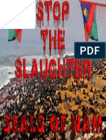 Stop the Slaughter - Seals of Nam