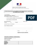 attestation conseiller du salarié 29 06 2013