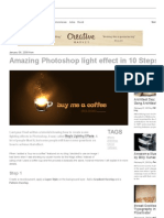 Amazing Photoshop Light Effect in 10 Steps _ Abduzeedo _ Graphic Design Inspiration and Photoshop Tutorials