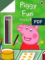 PePPa PiG - Piggy Fun Activity Book