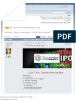 REDACTED [LTC IPO] Litecoin's Pre-gox Plan