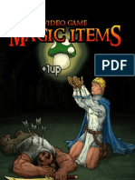 d20 the Le Games Video Game Magic Items