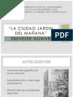 Ciudad Jardín  -E.Howard