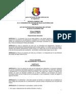 Ley de Participacion Ciudadana Del Estado de Baja California Sur