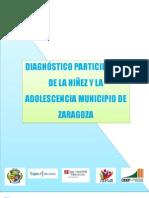 Diagnóstico Participativo de la Niñez y la Adolescencia, Zaragoza