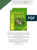 -Cullen Et Al 2008. Economics and Adoption of Conservation Biological Control