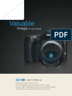 Samsung DSLR GX-1L User Manual