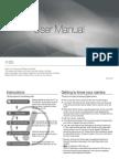 Samsung Camera i100 User Manual