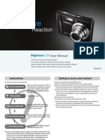 Samsung Camera L70 User Manual