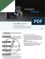 Samsung Camera NV7 User Manual