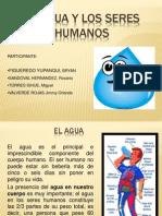 El Agua en Los Seres Humanos - Final