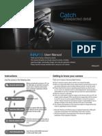 Samsung Camera NV15 User Manual