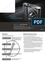 Samsung Camera NV20 User Manual