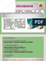 Diplomados Cori 2012