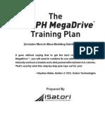 MORPH MegaDrive Training Manual