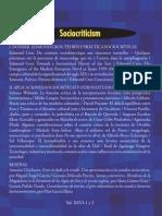 Sociocriticism XXVI 1 y 2 2011