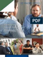 emory MBA evening evmba-quadfold-040612