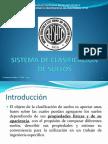 MECANICA de SUELOS I 7 Clasificacion de Suelos