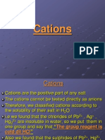 Cation s