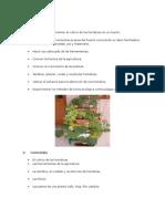 Objetivos Del Proyecto Huerto Escolar