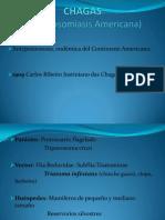 Chagas PFO