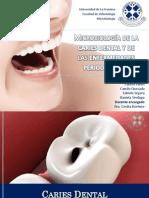 Microbiología de la caries dental y EP