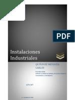 INSTALACIONES INDUSTRIALES tipos de maquinas.docx