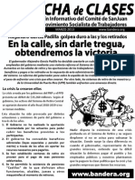 AGP golpea Retirados. - Boletín del Comité de San Juan MST  - MARZO 2013