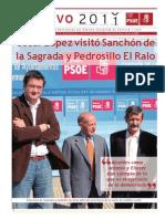Acercándonos a… Sanchón de la Sagrada y Pedrosillo El Ralo
