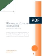 Elementos Informe 2