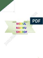 Modul Nahwu Shorof