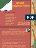 Presentacion Piaget