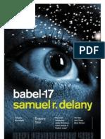 Delany, Samuel R - Babel-17