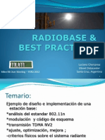 Radio Base Best Pratiques