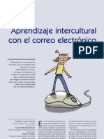 Aprendizaje intercultural con el correo electrónico.